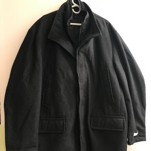 NWT Collection by Michael Strahan Pea Coat 54S